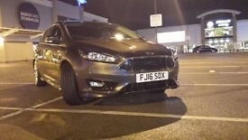 2016 Ford Focus Ecoboost 1.0 Zetec S *modified*