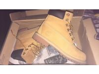 Timberlands size 3