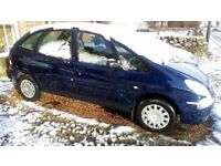 CITREON PICASSO 1.6 DIESEL 2007 FOR SALE