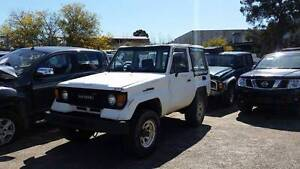 1985 Toyota Bundera LX | suits 85 -91 | WRECKING | A1352 Revesby Bankstown Area Preview