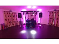 mobile disco based in leicestershire