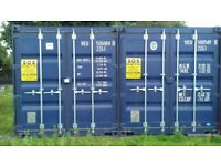 Containers for rent please call Peter on 07775502992 for details