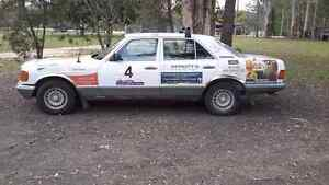 Bash/Rally Car Wolvi Gympie Area Preview
