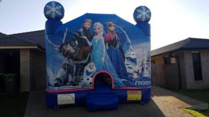 Frozen Combo Castle