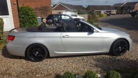 BMW Hard top Convertible 320i M Sport Petrol 2.0 6 Speed. VGC. FSH. New Bat & Cam Chain by BMW