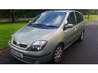 renault scenic 1.9 diesel 2003 03 very good reliable car 9 months mot 2 keys long mot no rust at all