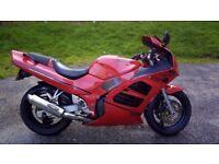 1993 suzuki rf 600 r 10 months mot! swap