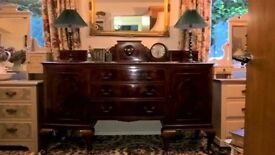 antique sideboard 6ft