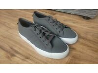 Ladies Grey Trainers