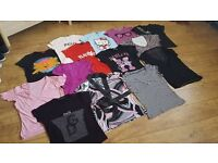 T-Shirts BUNDLE size UK 6