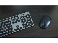 Dell KM717 Premier Wireless Keyboard & Mouse (used/very good condition)