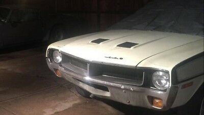 1970 AMC Javelin SST 1970 AMC Javelin SST w/ 401 and TH400