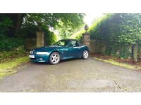 BMW Z3 1.9 Manual, Leather Seats, Convertible, Service History, Low Mileage!