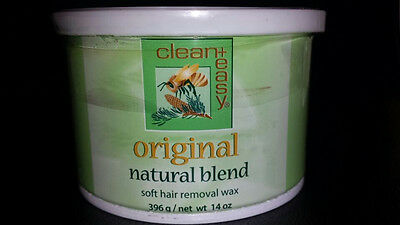Clean+Easy Original /Sensitive   Pot Wax 14oz Can Shipping in 24 hrs