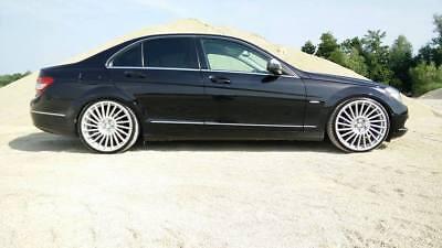 Mercedes W204 C-Klasse Limousine V6 CDI KAW Tieferlegungsfedern Federn  60/40
