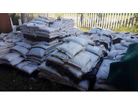 Grit - over 300 bags