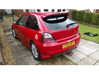 Selling My MG ZR