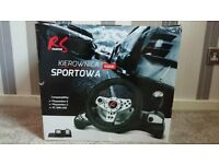 Sport wheel for Playstation
