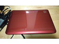 "HP Mini 110-3108sa 10.1"" (250 GB, Intel Atom, 1.66 GHz, 1 GB) Netbook - Red on windows 10"