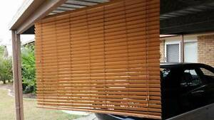 As new timber-look blinds Beerwah Caloundra Area Preview