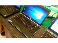 Stunning Dell Core i5 Windows 10 Ultrabook With 6 Months Warranty £265