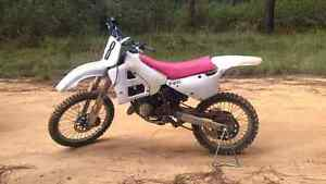 1992 yz 125 2 stroke fun bike like good for the girls for kids Booval Ipswich City Preview