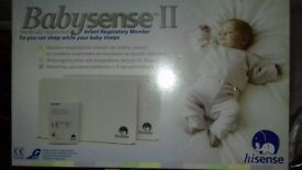 Babysense II Infant Breathing Monitor