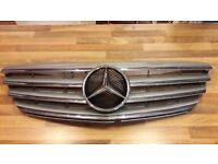 MERCEDES B CLASS FRONT GRILL A1698800783 ***EXCELLENT CONDITION***
