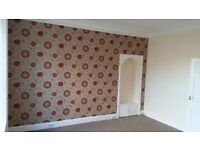 Spacious 2 bedroom first floor maisonette. Nith Place, Dumfries.
