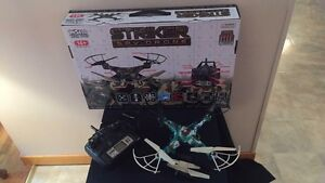 EUC Striker Spy Drone does need a new memory card