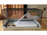 Rodent cage in very good condition