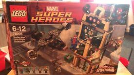 Lego Super Hero's 2nd Hand