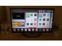 """Smart LED TV 32"""" LG 32LA620V- ZA"""