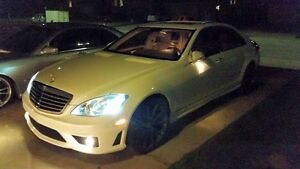 2008 Mercedes S550 V8 6.3 AMG Package 4 Matic