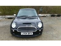 Mini Cooper S Top Spec Chilli Package Low Mileage