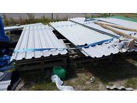 box profile metal roof sheets