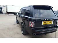 2009 RANGE ROVER OVERFINCH 3.6 TDV8 IMMACULATE CONDITION