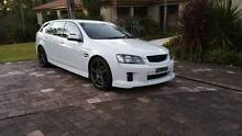 2008 Holden Commodore Wagon SV6 Glenorie The Hills District Preview