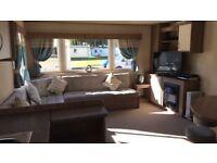 Caravan for rent hire tower lawn haggerston castle