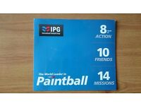 Nationwide Paintballing tickets