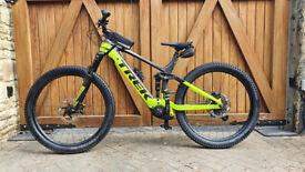 Trek Rail 9.7 Electric Mountain Bike (Frame size: Large)