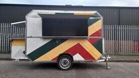 Burger snack van for sale Bargain At £850