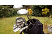 Dunlop Mens right handed golf clubs