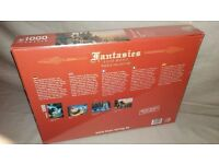 Heye Jigsaw Puzzle 1000 Fantasies / Luis Royo Brand New & Sealed