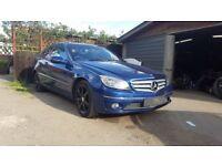 Mercedes CLC,CLC220,W204,W203,CLC160,CLC180,CLC200,,Breaking,Parts Only