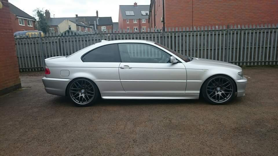 Bmw E46 320 Coupe Modified In Bedworth Warwickshire