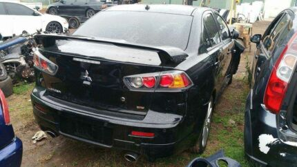 Mitsubishi Ralliart 2013 WRECKING ALL PARTS lancer 4b11 Turbo Berkshire Park Penrith Area Preview