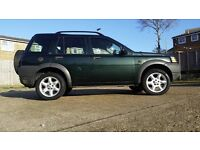 Land Rover Freelander 2.0 TD4 GS 5dr bmw engine full mot start and drive very well