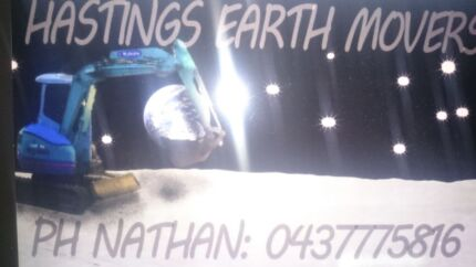 Hastings Earth Movers  Beechwood Port Macquarie City Preview