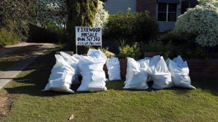 FIREWOOD / HOME AND CAMPING - BAGS AND UTE LOADS - FREE DELIVERY* Everton Hills Brisbane North West Preview